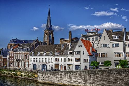 Hoteles para alojamiento en Maastricht
