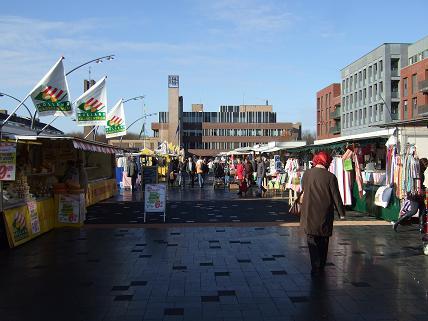 Mercado de Dronten