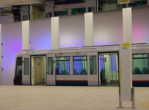 El metro de Rotterdam, información práctica