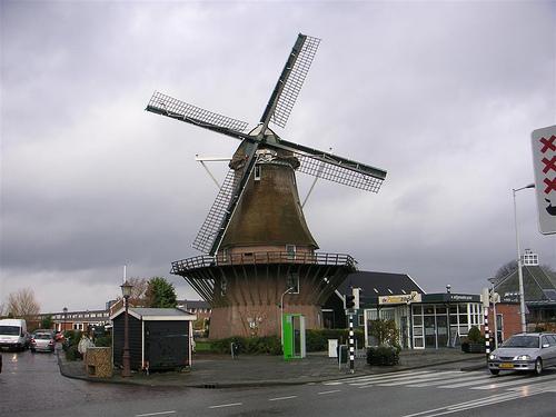 El Molino Van Sloten en Amsterdam