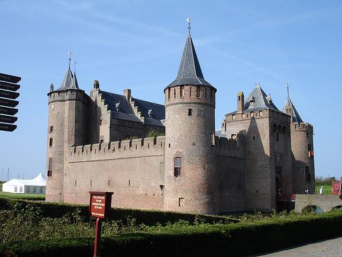 Castillo de Muiderslot
