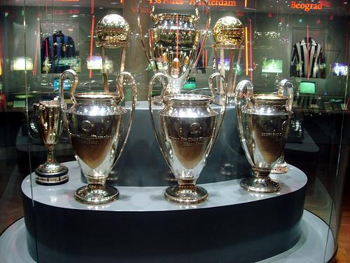 El Museo Ajax en el Amsterdam Arena