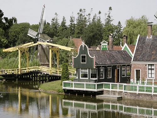 Visitar el Museo al Aire Libre en Arnhem