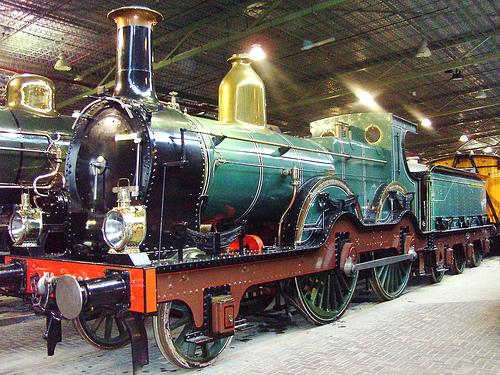 El Museo de Ferrocarriles de Utrecht