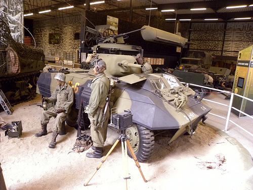 Museos de la Segunda Guerra Mundial en Overloon