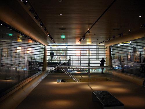 Museo en el Aeropuerto de Amsterdam