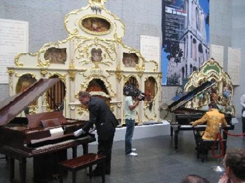 El Museo Speelklok en Utrecht