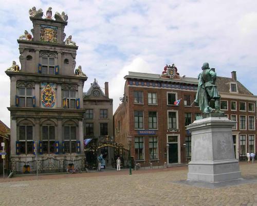 El Museo Westfries en Hoorn