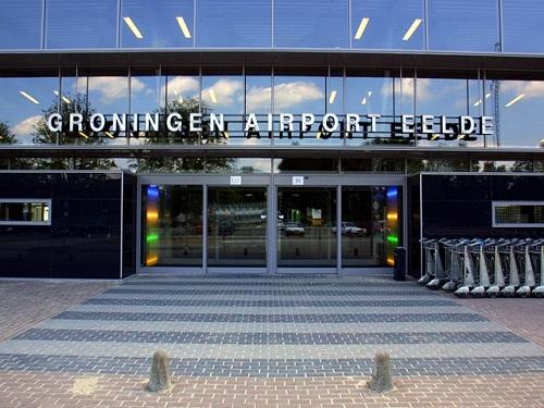 Aeropuerto de Groningen
