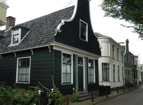 Nieuwendam, viaje en bicicleta desde Amsterdam