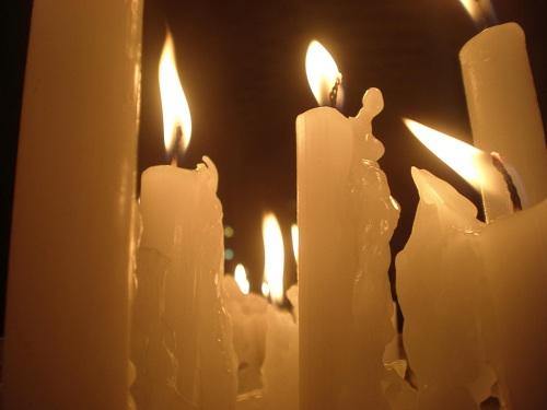 Noche de velas en Gouda