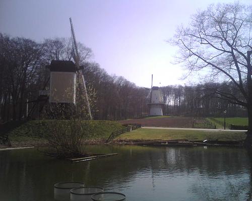 El Openlucht Museum en Arnhem