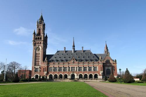 El Palacio de la Paz en la Haya