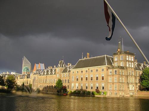 El Parlamento holandés