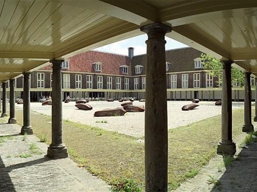 La Pesthuis en Leiden, sede del Naturalis