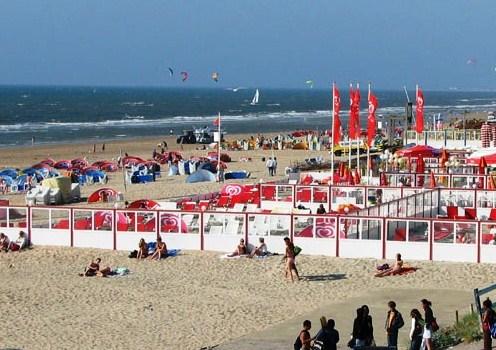 La Playa de Zandvoort, excursión en Amsterdam