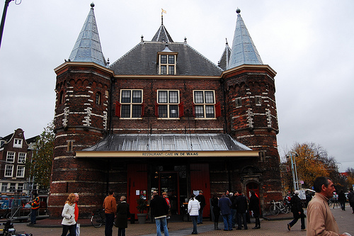 Restaurante Cafe In de Waag