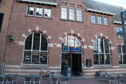 Restaurante Dudok en Arnhem