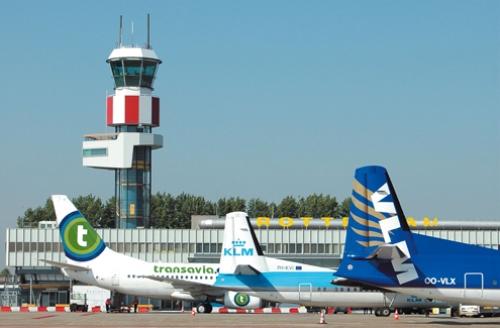 El aeropuerto de Rotterdam