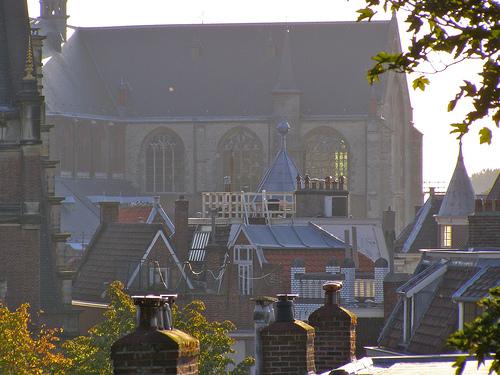 La Iglesia de San Pedro en Leiden