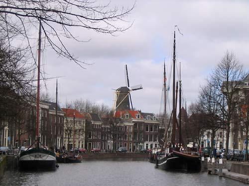 Ruta del agua por Holanda