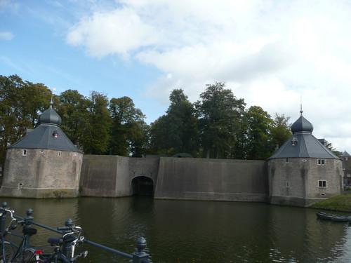 Spanjaardsgat, la Puerta de los Españoles en Breda