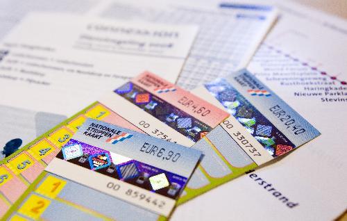 La Strippenkaart, transporte público en Holanda