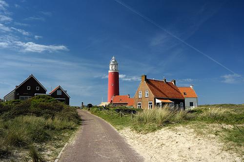 La isla de Texel, ecoturismo en Holanda