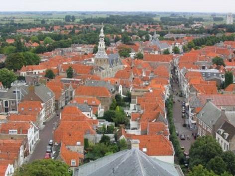 Zierikzee, la bella Holanda